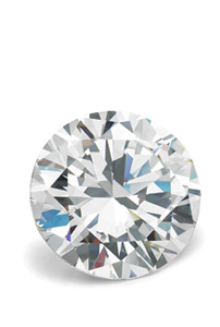 Round-cut & Princess-cut, Lab-Created Diamonds