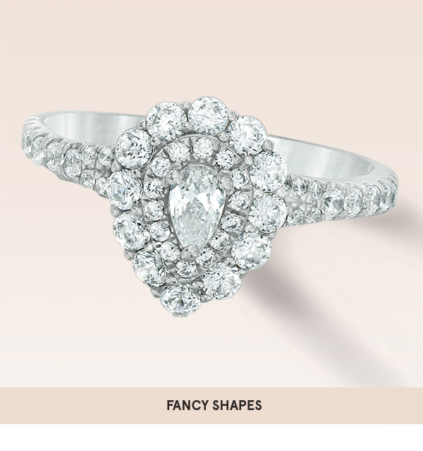 Style Stories Bridal Edition | Shop Fancy Shapes >