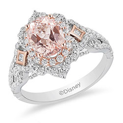 enchanted-disney-aurora-oval-morganite-34-ct-tw-diamond-scallop-frame-engagement-ring-14k-twotone-gold
