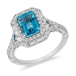 enchanted-disney-cinderella-london-blue-topaz-and-34-ct-tw-diamond-double-frame-engagement-ring-in-14k-white-gold