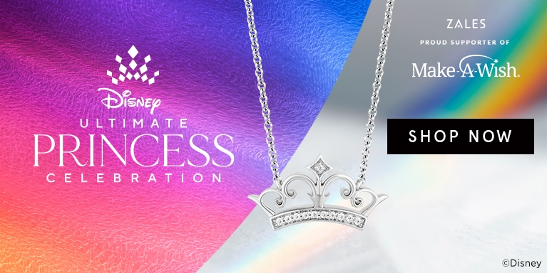 Disney Ultimate Princess Celebration | Zales: Proud supporter of Make A Wish® | Shop Now