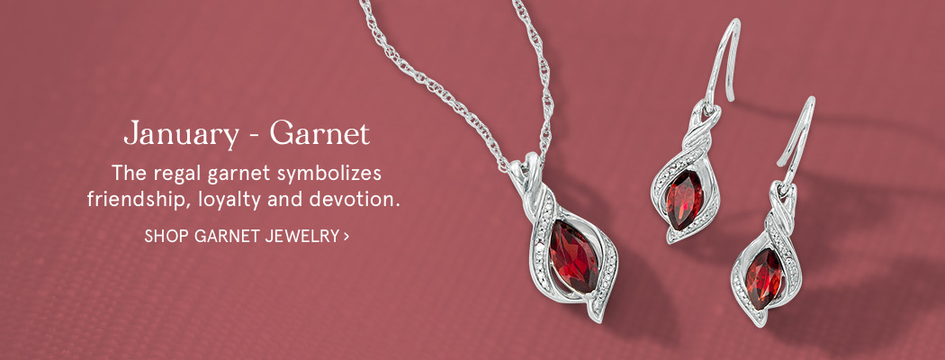c29c65bc91b49f January - Garnet: Shop this month's Birthstone bridal >