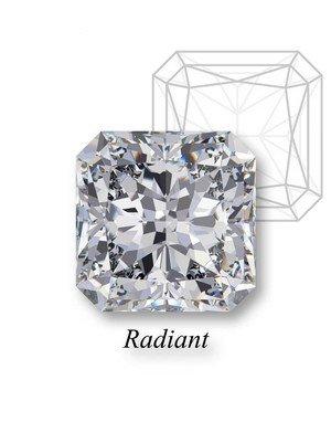 Radiant Cut Diamond Guide Zales Zales