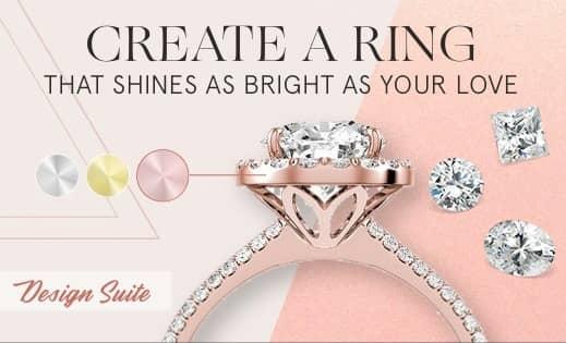 Design Suite | Design Your Own Custom Ring >