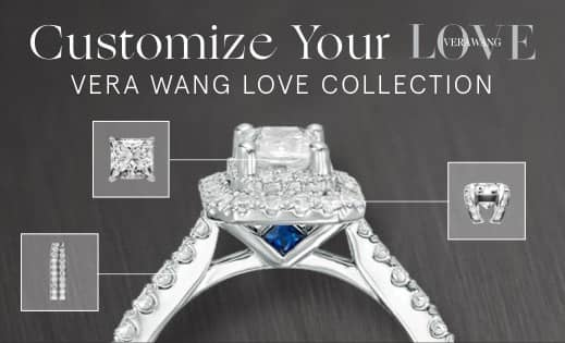 Vera Wang LOVE Collections | Design Your Own Custom Ring >