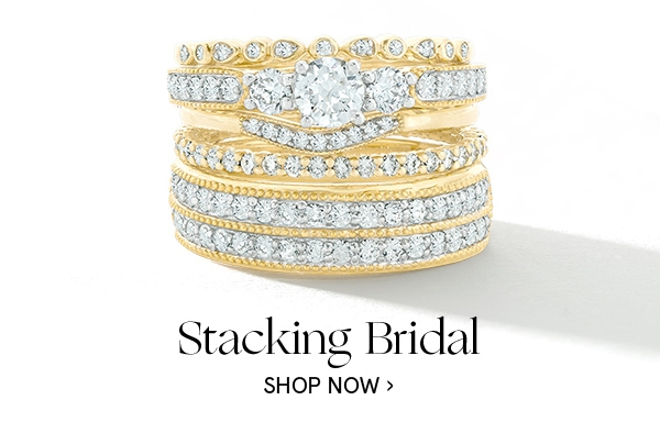 Shop The Trend | Shop Stackable Rings >