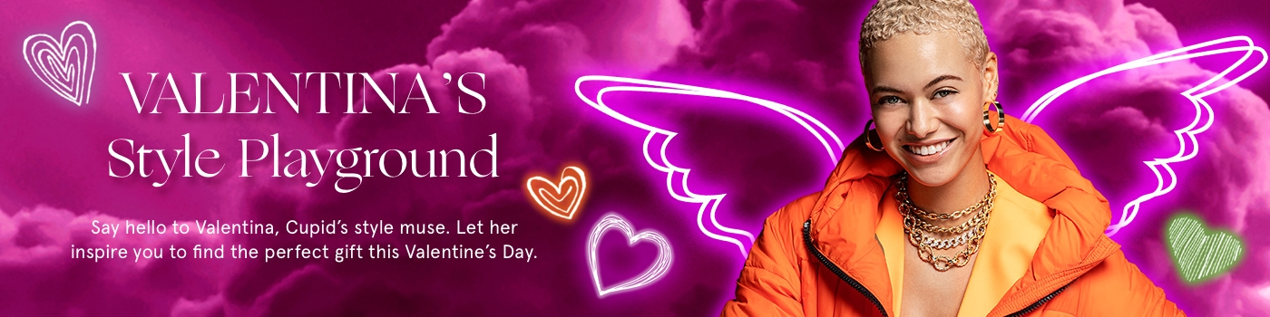 It's Cupid's Big Day but it's Valentina's Playground!