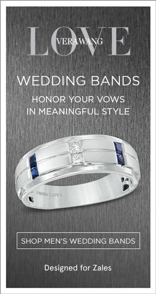 Vera Wang Love Collection | Shop Men's Bands >