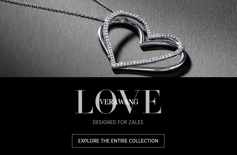 Watch the Vera Wang LOVE Collection Video >