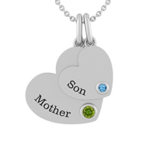 Birthstone Jewelry to Celebrate Mom and Baby
