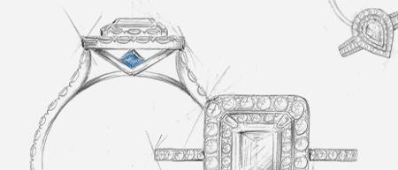 Engagement Ring Custom