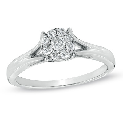 Composite Settings Are A Great Way To Get Big Diamond Look At An Affordable Price