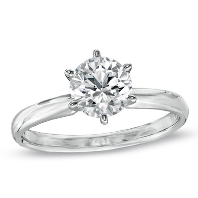 It Is Possible To Obtain A Setting Similar However Will Not Be An Exact Tiffany As They Have Trademarked The Prong Design