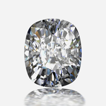 A large, responsibly-sourced diamond