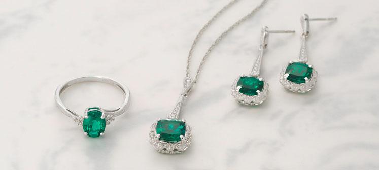 Emerald Gemstone - Emerald Guide | Zales