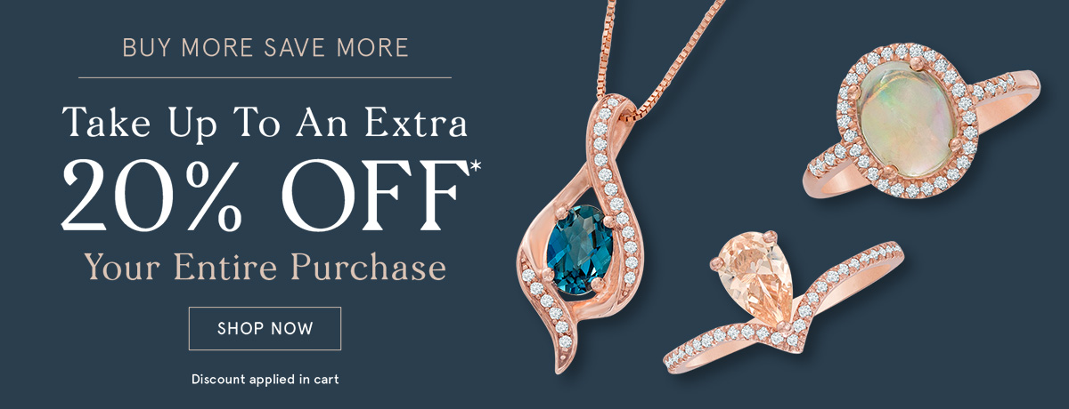 Take Up To An EXTRA 20% Off* >