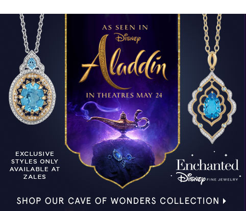 SDisney Enchanted Fine Jewelry | Shop Cave Of Wonders Collection >