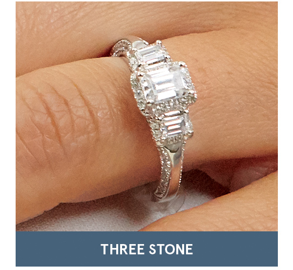 090bc6142 Style Stories Bridal Edition | Shop Three-Stone Rings >