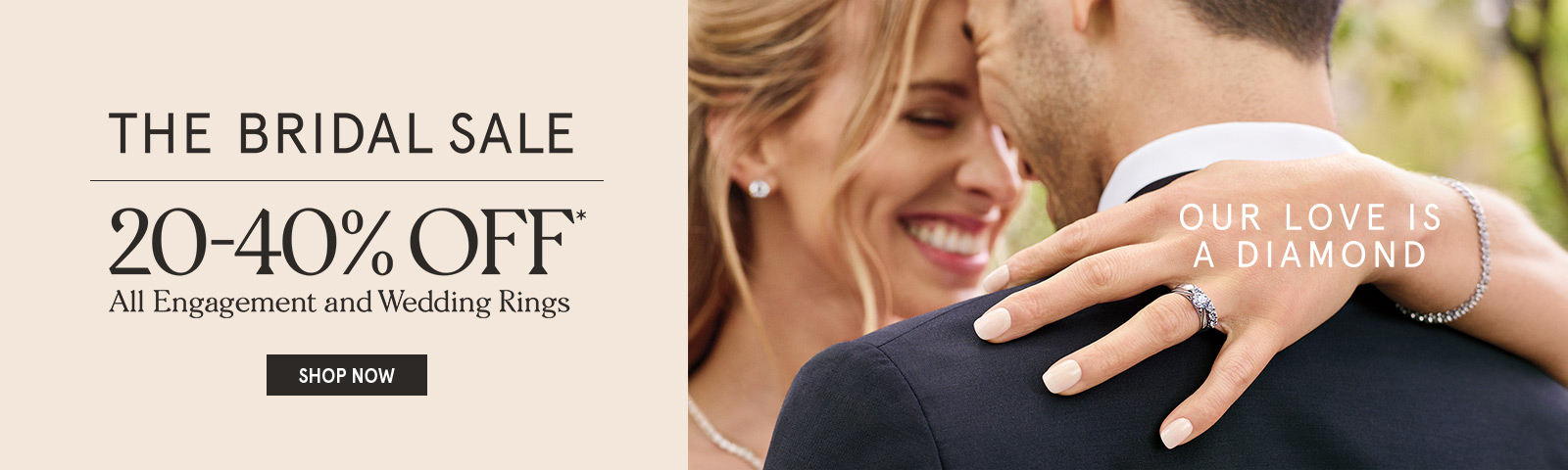 3927fa31d 20-40% Off* ALL Engagement & Wedding Rings>
