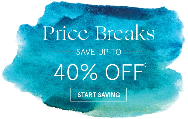 Price Breaks | Save Up to 50% Off◊ >
