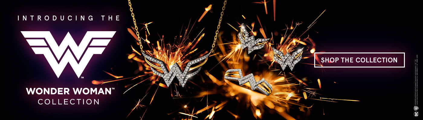 Introducing the Wonder Woman Collection >