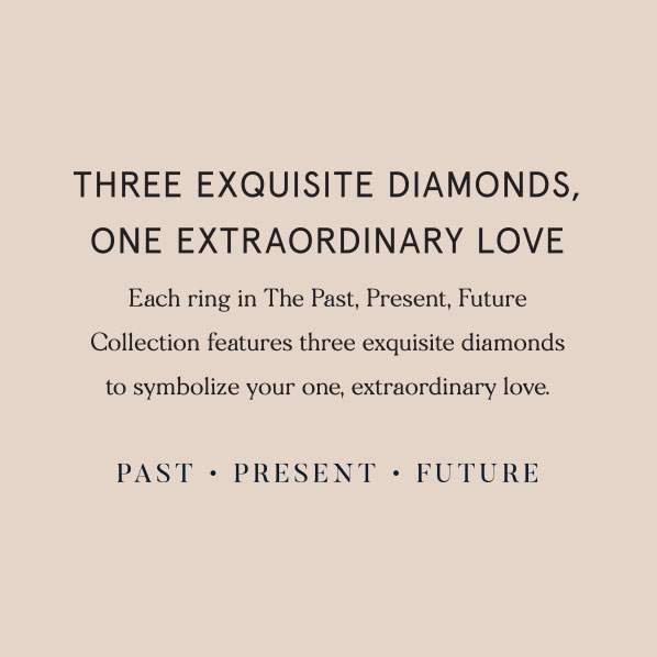 Past, Present, Future Collection. Shop Now>