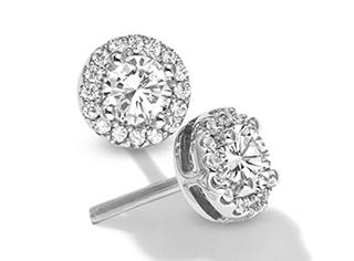 Diamond Studs   Shop Diamond Studs