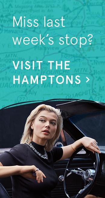 Road Trip to The Hamptons, NY >