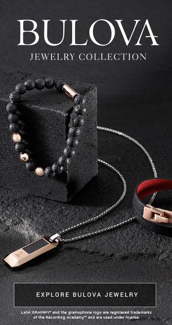 Explore Bulova Jewelry >