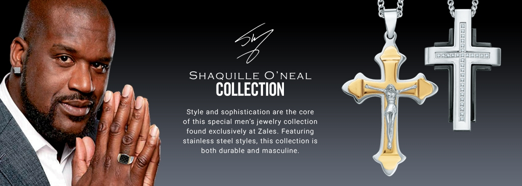 Shaquille ONeal Collections Zales