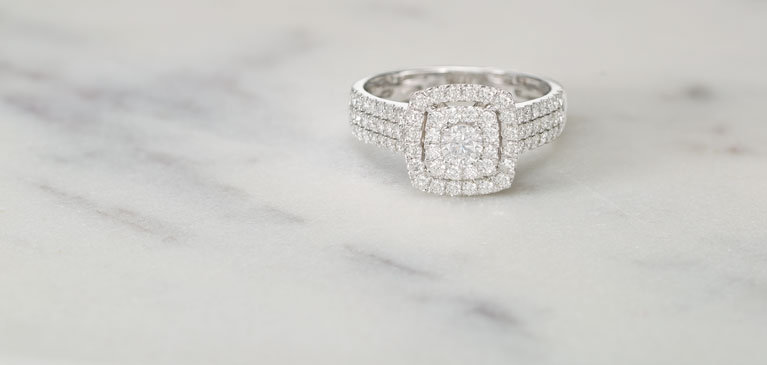 Upgrade Engagement Ring Zales