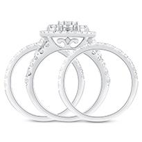 Diamond Bridal Sets rings sets